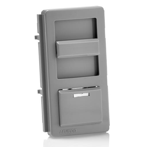 Color Change Kits for IllumaTech Quiet Fan - Gray