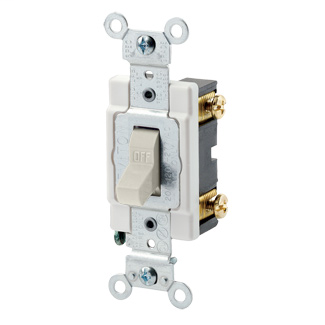 LEV CSB1-15T 15A 120 277V SP TOGGLE