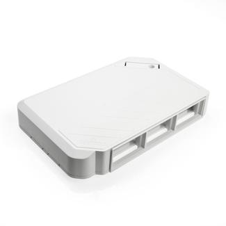 MOS Surface Mount Box, White