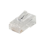 EZ-RJ45 CAT 5e Plug, Single Unit