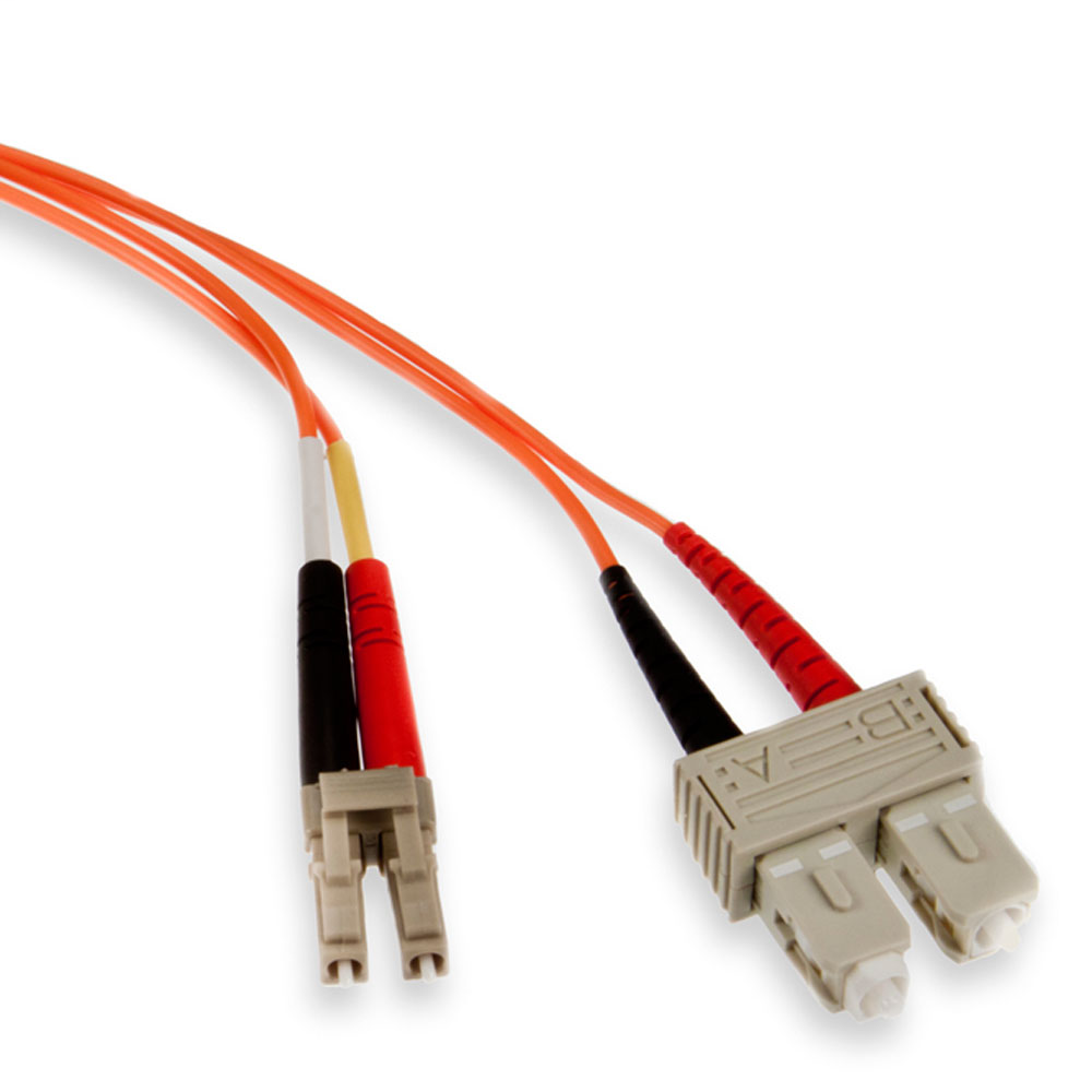 LEV 50DCL-M01 PCORD OM2 SC-LC 1M