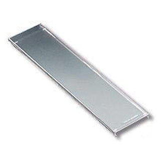 Snap-on Cover for Demarc or M blocks. Color Clear.