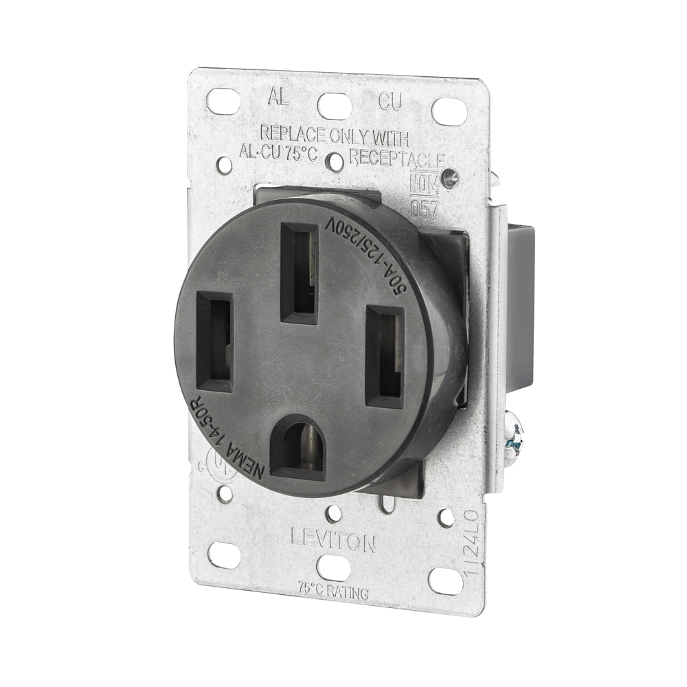 LEV 279-S00 50A RECEPTACLE