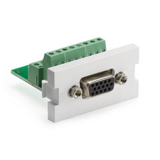 LEV 41295-HDW MOS VGA/HD15 SCREW TE