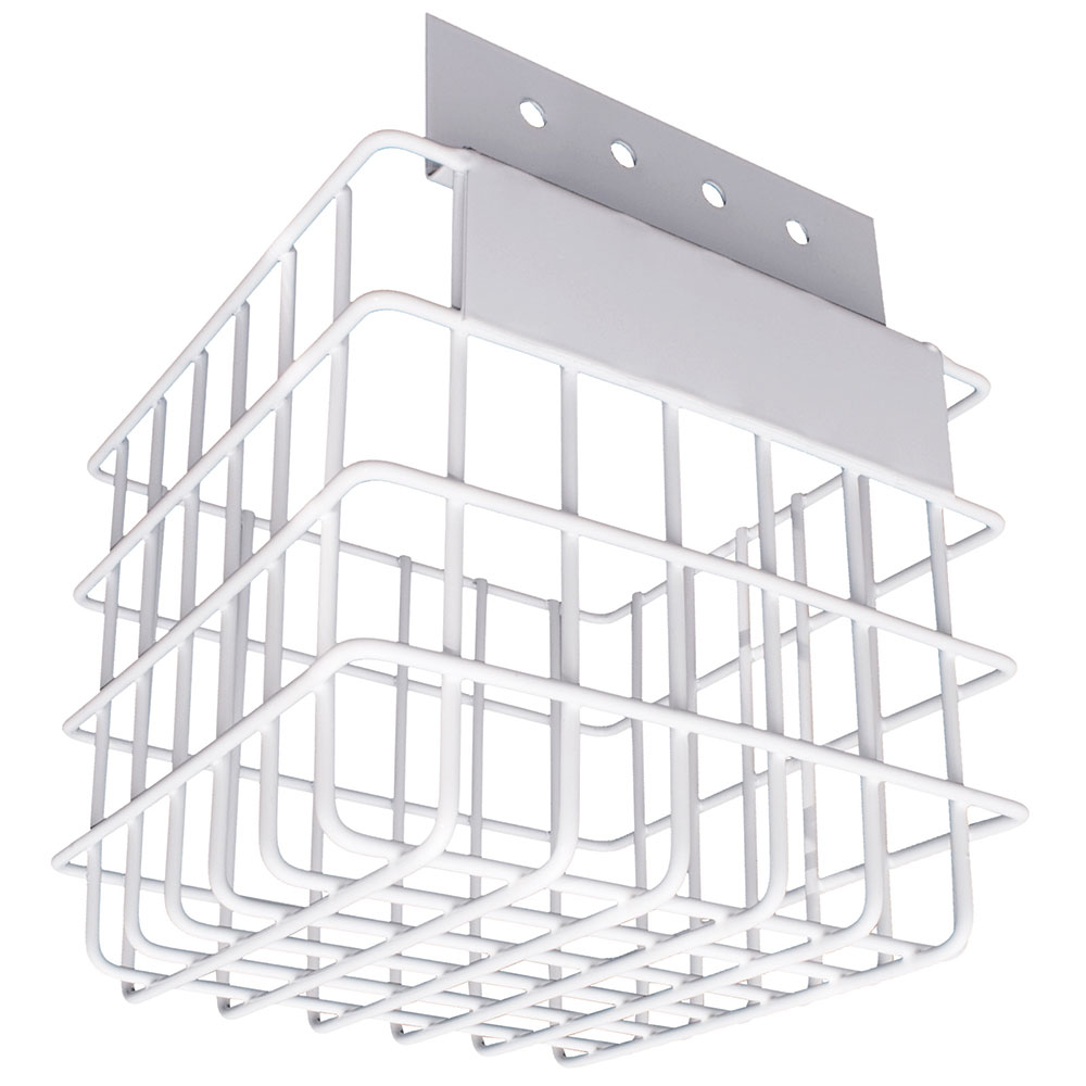 LEV OSFCG-W WH WIRE GUARD FOR HIGH