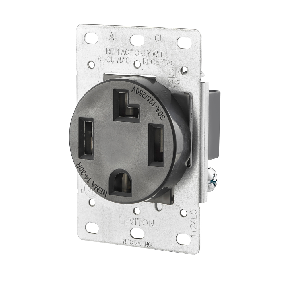 LEV 278-S00 30A RECEPTACLE