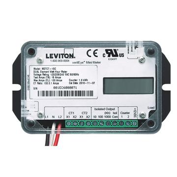 LEV MDNCT-1SP DUAL ELE 3W MM 100A 2