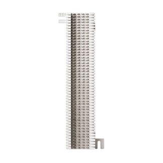 "50 Pair M-Type 66-Clip Connecting Block (10"" H x 3.4"" W x 1.0"" D)"