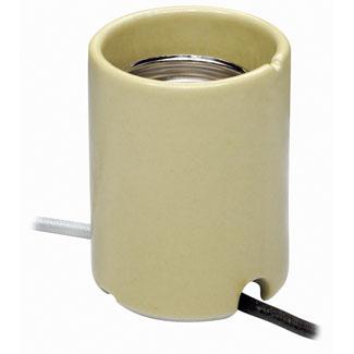 LEVITON 8750 PORCELAIN MOGUL BASE SOCKET FOR METAL HALIDE LAMPS