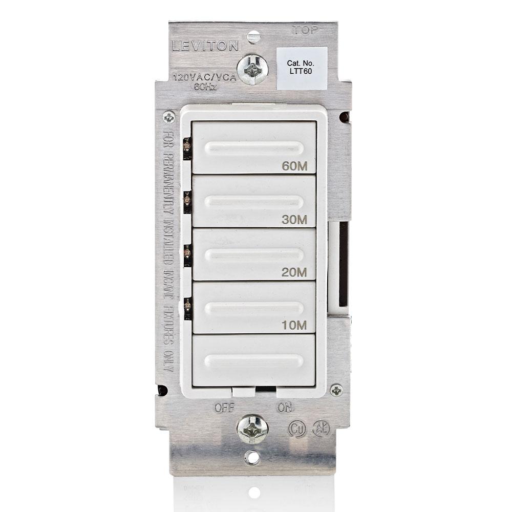 LEV LTT60-1LW DEC 600W INC 10-20-30