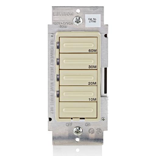 LEV LTT60-1LI 5A 120VAC ELEC TMR SW