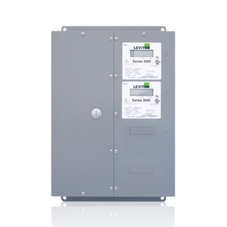 Series 2000 2-Meter Medium MMU 208VAC 3P/4W, Configured for amperage ratings and optional demand feature, CTs Not Included.