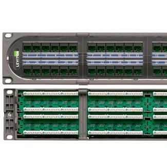 LEV C1686-U48 PNL C1 110 C6 48PT 2U