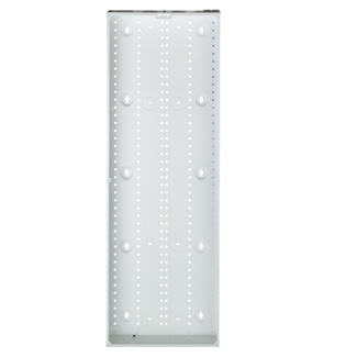 Leviton 47605-42N 14.38 x 3.63 x 42.16 Inch Powder Coated White 20 Gauge Steel Surface/Recessed Mount Enclosure