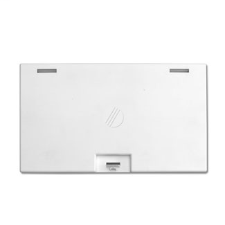 Multi Dwelling Unit Cover compact enclosure. Color White.