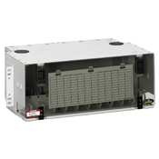 4RU LightSpace DP-700 Enclosure, empty; Accepts up to (12) LightSpace adapter plates.