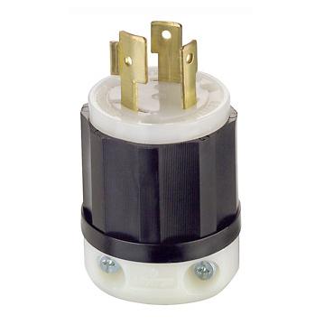 LEV 4880-C EB PLUG LOCK 3PO 3WI L11