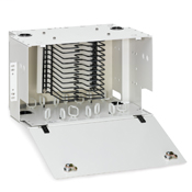 6RU LightSpace DPS-105 Enclosure, empty; Accepts up to (12) LightSpace splice trays.
