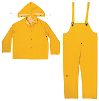 Item # R101L, 3 Piece Rain Suit