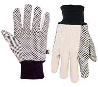 DOT GV2006 FITS ALL CANVAS WITH PVC DOTS, KNIT WR. FORMERLY GV12 PROD#