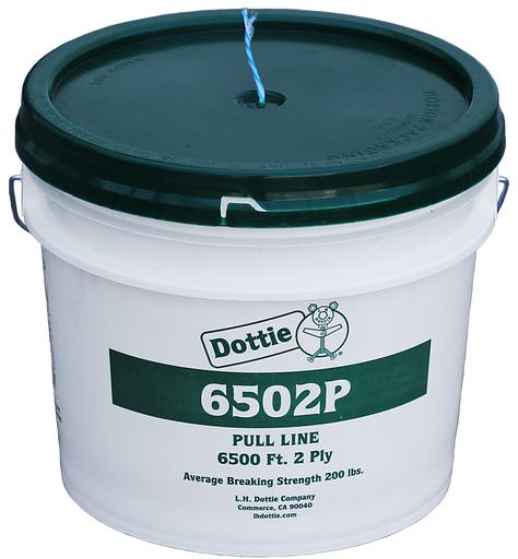 DOTTIE 6502-P 6500' PULL LINE PAIL