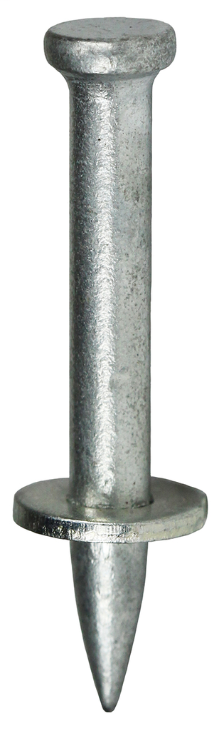 DOT HD240 1-1/4IN DRIVE PINS 1/4IN HEAD ( STEEL )
