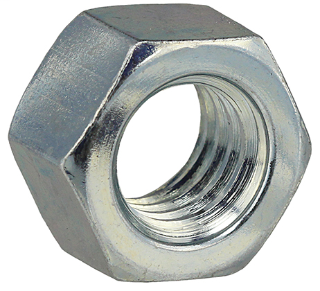 Item # 5HN14, (5HN14) 5 Grade Steel Hexagonal Machine Nut