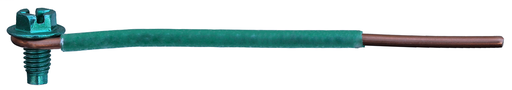Item # GP1050, (GP1050) Ground Pigtail Electric Cable Assembly