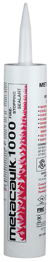 Item # 1000D, (1000D) Fire Stop Caulking Compound