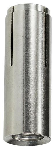 Item # DAS25, (DAS25) Stainless Steel Drop-In Anchor