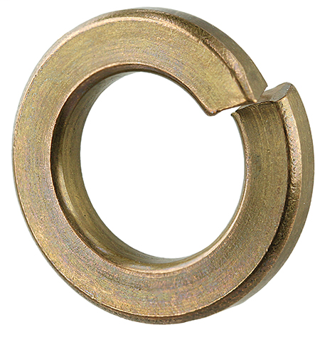 Qty 250 Silicon Bronze Lock Washer #8