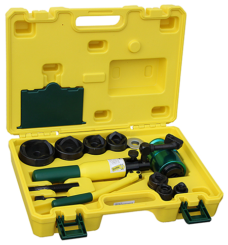 Item # HPTK1, (HPTK1) 13 Piece Hydraulic Punch Kit