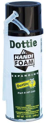 Item # HF340, (HF340) Handi-Foam Expanding Sealant