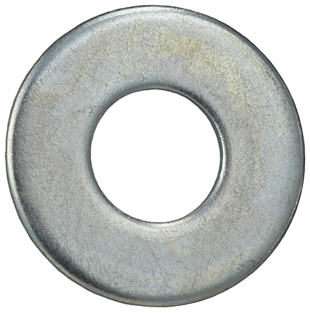 Item # FW38, (FW38) Steel Flat Washer