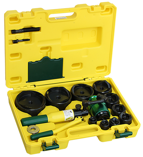 Item # HPTK2, (HPTK2) 16 Piece Hydraulic Punch Kit