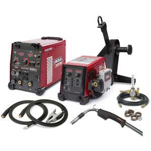 Flextec® 350X Standard (Tweco® ) / Flex Feed 84 Single Bench HD One-Pak®