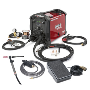 POWER MIG® 210 MP® Multi-Process Welder TIG One-Pak®