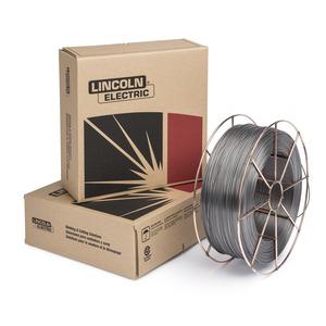 Innershield® NR®-212, .045, 25 lb Steel Spool