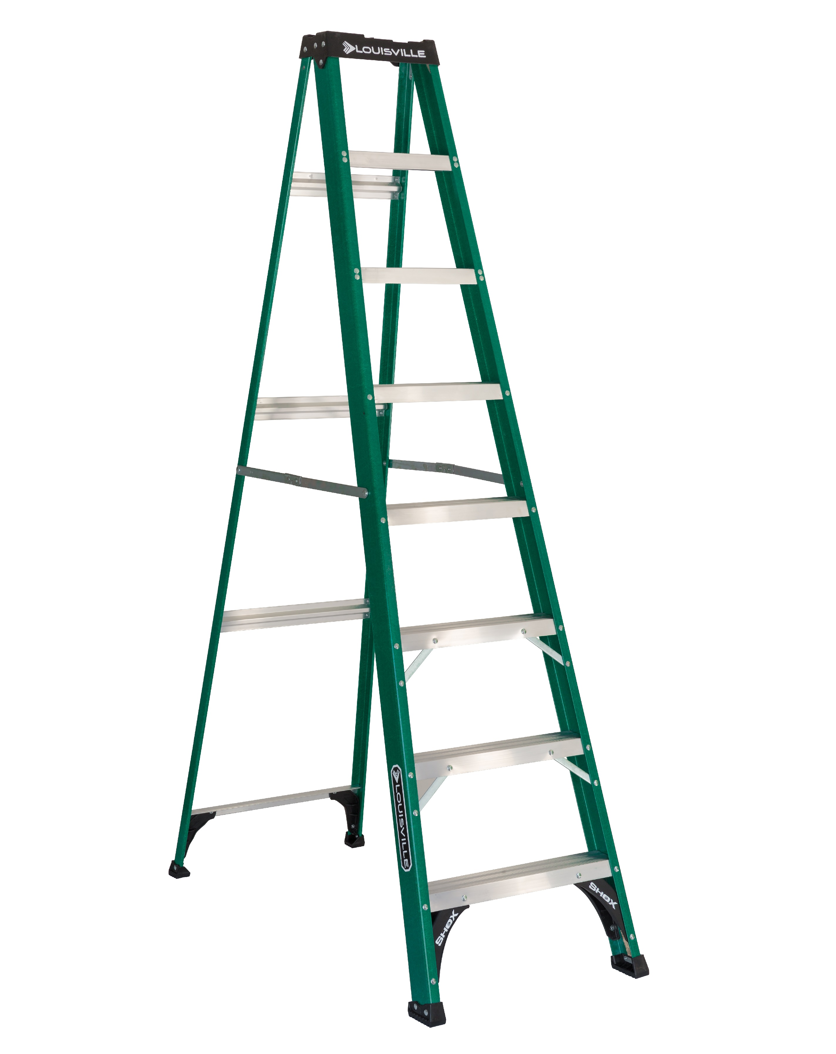 L-VIL FS4008 8FT FBGL STEP LADDERLIKELY SUBJECT TO TAX