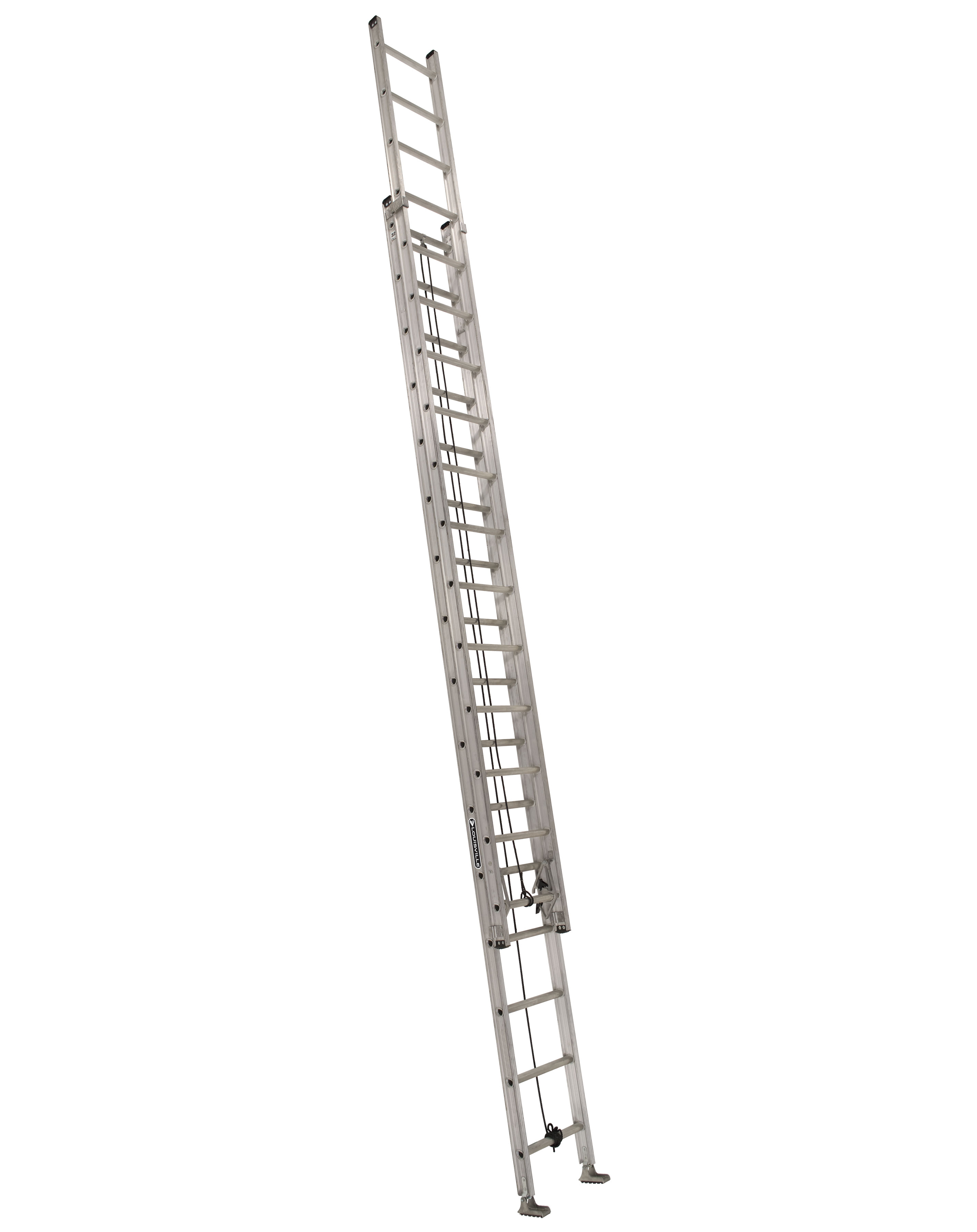 Louisville Ladder AE2832 32 Inch Admiral Stack Aluminum Extension Ladder