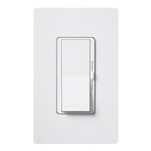 LUT DV-600P-WH 600W INCAN DIMMER