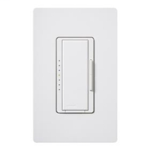 LUT MAELV-600-WH 600W SP LO-VOLT ELECTRON DECOR STYL DIMMER