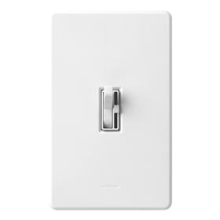 LUT AY-103P-WH 1000W 3 WAY PRESET DIMMER WHITE