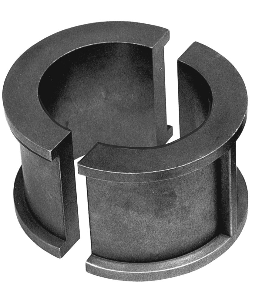 "CHB2206MHI3"" Style 220 Hard Iron Hanger Bearing"