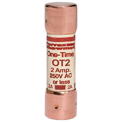 Fuse Amp-Trap® 250V 2A Fast-Acting Class K5 OT Series