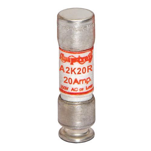 Ferraz Shawmut A2K20R 20 Amp 250 Volt Class RK1 Fast Acting Fuse