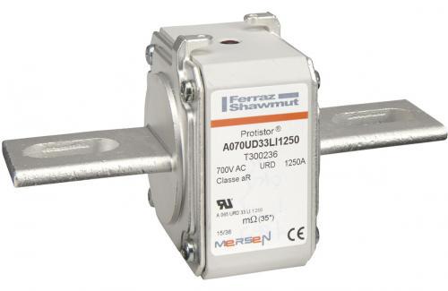 Ferraz Shawmut T300236 A070urd33li1250 Semiconductor Protection Fuse