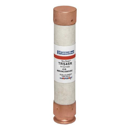 Mayer-Fuse Tri-Onic® 600V 45A Time-Delay Class RK5 TRS Series-1