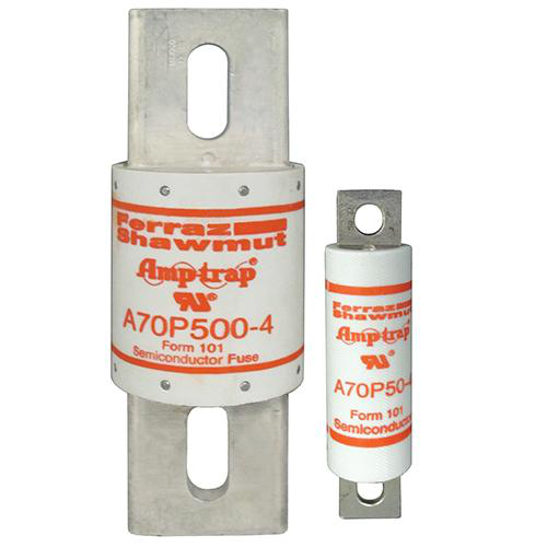 Ferraz Shawmut A70P350-4 50.8 x 129 mm 350 Amp 700 Volt Semiconductor Protection Fuse