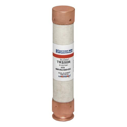 Mayer-Fuse Tri-Onic® 600V 50A Time-Delay Class RK5 TRS Series-1